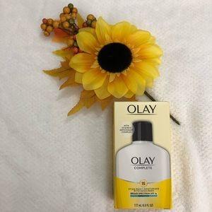 New Olay Mousturizer for sensitive skin